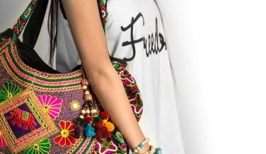 Fair Trade Bags for Summer by Tribe Azure