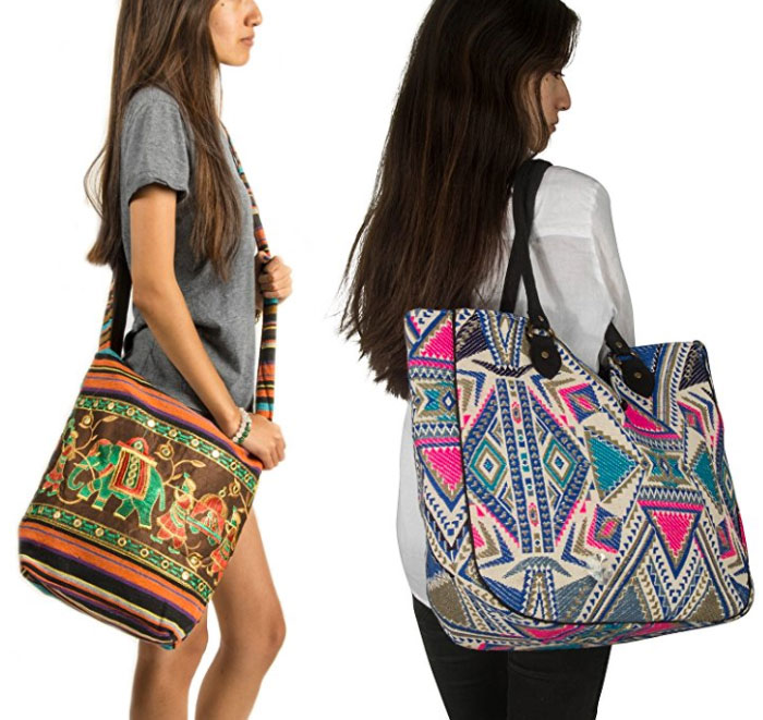 Fair Trade Bags for Summer by Tribe Azure - Bags 1