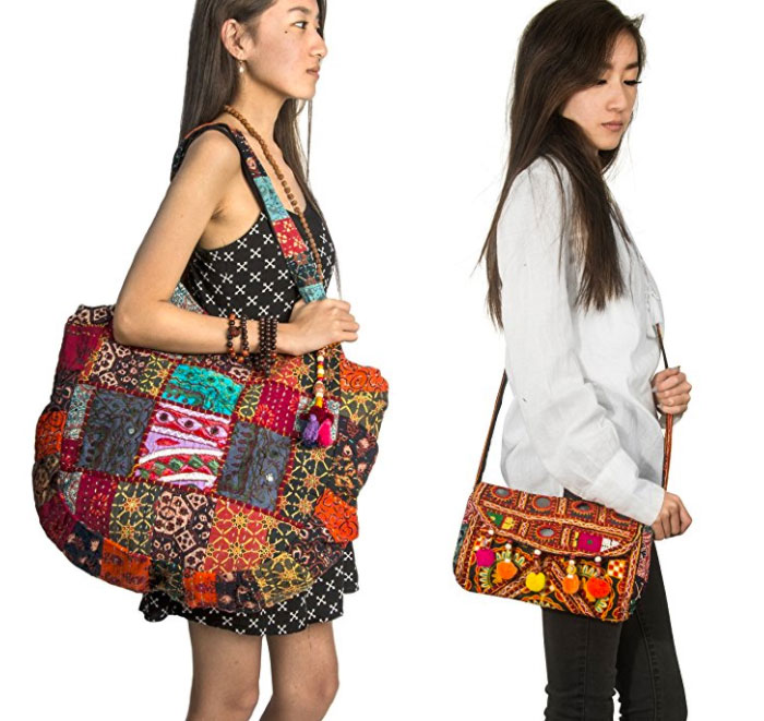 Fair Trade Bags for Summer by Tribe Azure - Bags 3