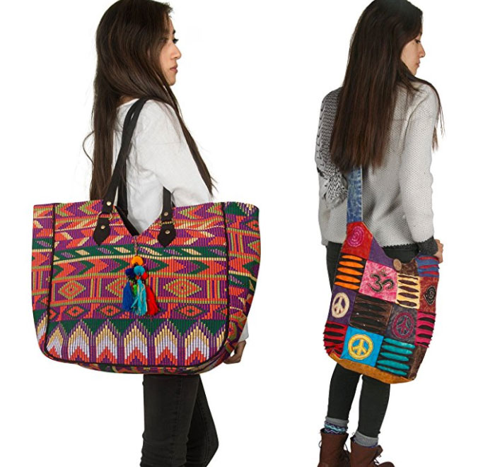 Fair Trade Bags for Summer by Tribe Azure - Bags 4