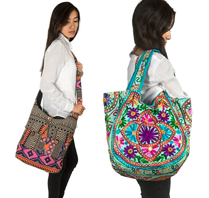 Fair Trade Bags for Summer by Tribe Azure - Bags 5