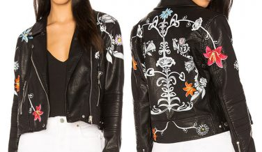 BLANKNYC Bumps Up Their Embroidered Jacket Game - Secret Keeper