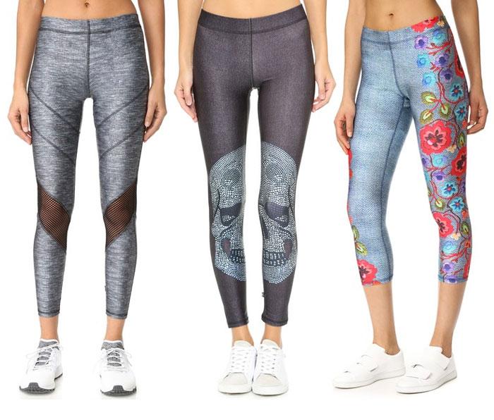 Shape Up for Summer with Eye Catching Leggings - Leggings 7