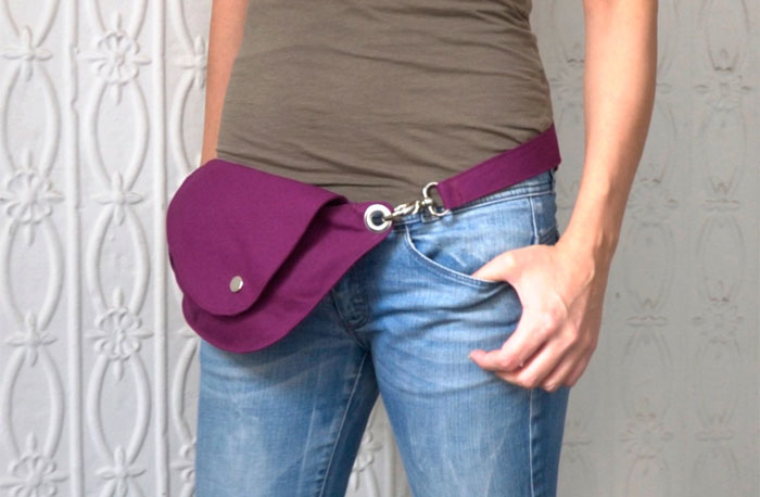 12 Stylish Alternatives to the Classic Fanny Pack - rocksandsalt