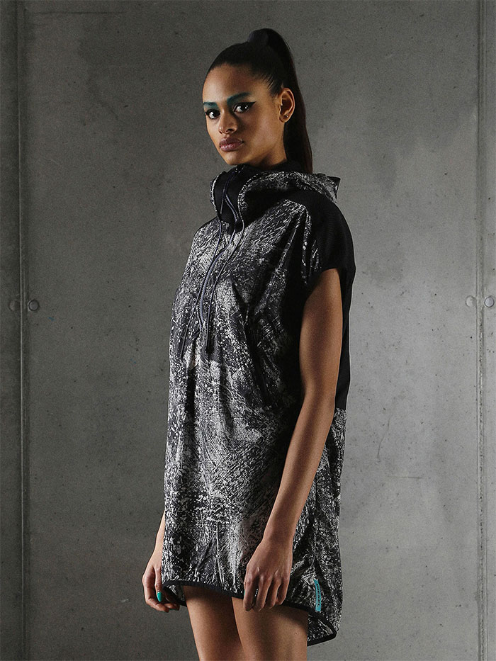 Performance Wear for City Life by Diesel X - D-FLICK Dress