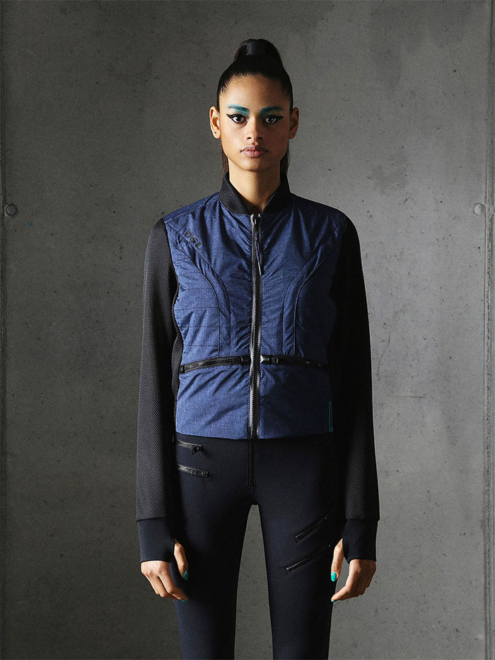 Performance Wear for City Life by Diesel X - G-DEB-A Jacket