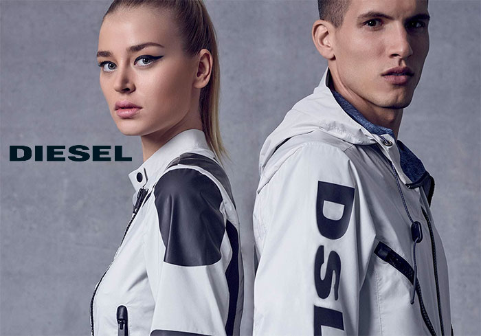 Performance Wear for City Life by Diesel X