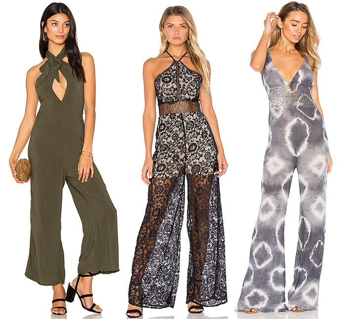 Chic and Casual Jumpsuits for Night or Day - 2
