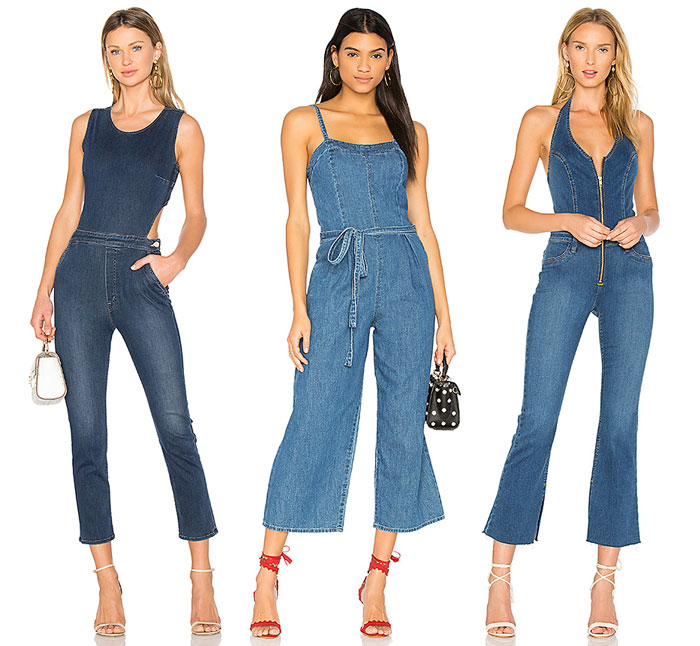 Chic and Casual Jumpsuits for Night or Day - 4 - Denim