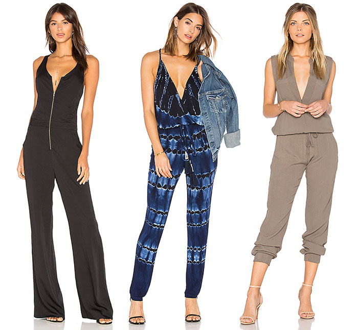 Chic and Casual Jumpsuits for Night or Day