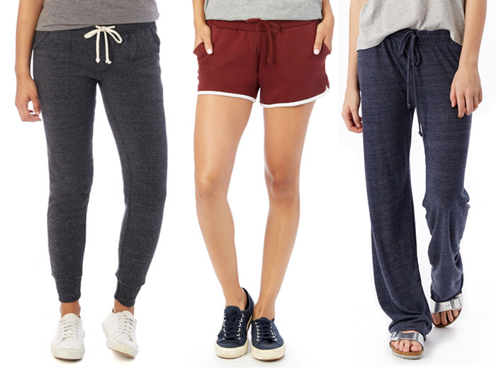 Sustainable and Soft Closet Essentials from Alternative - Pants