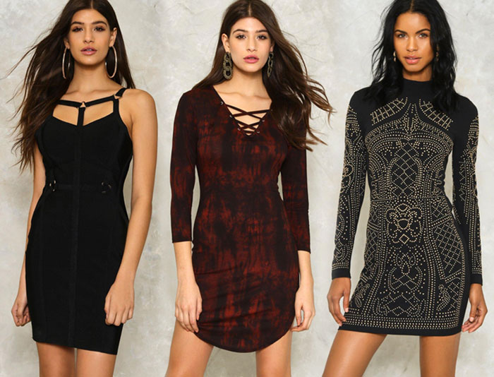My Picks from the Nasty Gal 40% Off Sale - Dresses