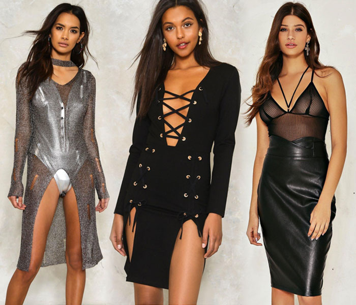 My Picks from the Nasty Gal 40% Off Sale - Dresses And Skirt
