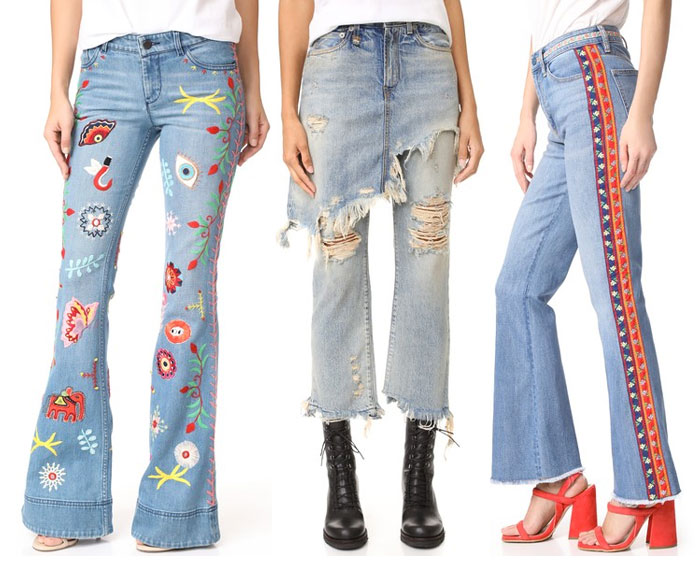 My Current Most Unique Picks in Premium Denim - Jeans 2