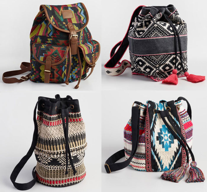 Apparel and Accessory Picks from Cost Plus World Market - Bags