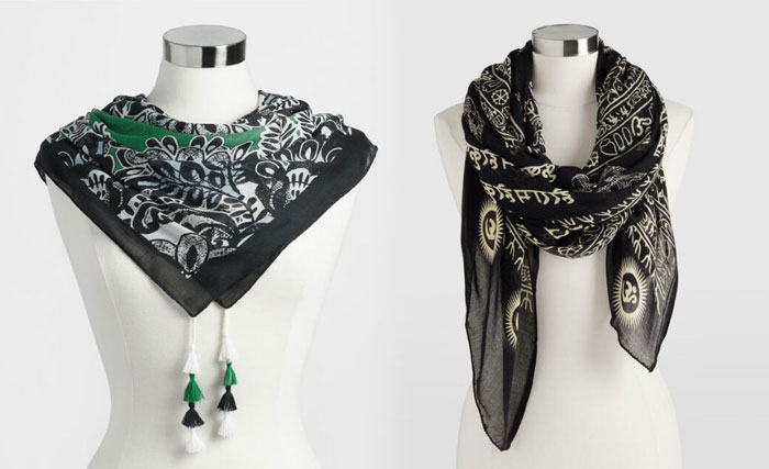 Apparel and Accessory Picks from Cost Plus World Market - Scarves