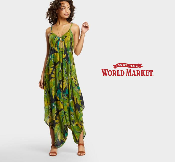 Apparel and Accessory Picks from Cost Plus World Market