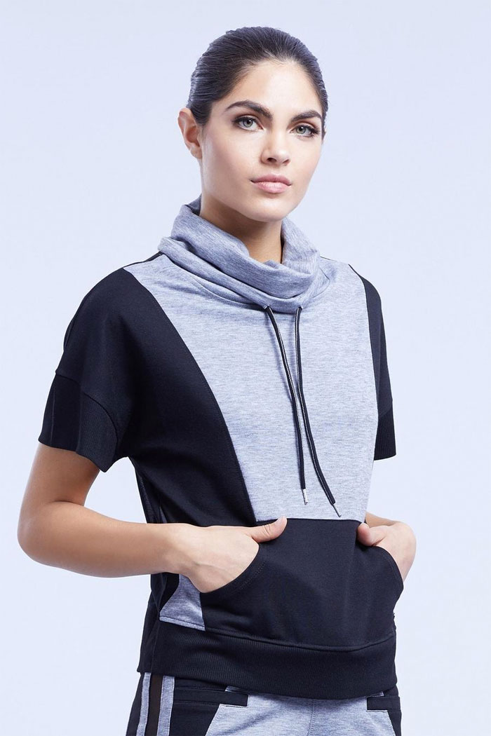 New Beautiful Activewear Designs from Zobha - Laila Pullover