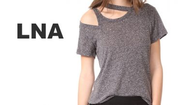 Go Beyond the Basic Tee with LNA