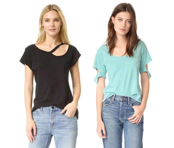 Go Beyond the Basic Tee with LNA - LNA 2