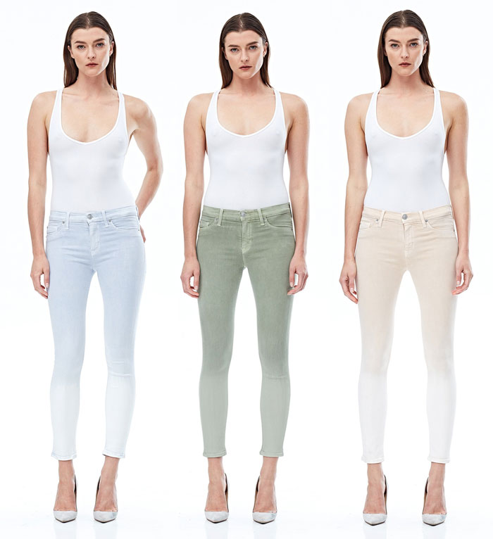 The Many Faces of the Hudson Nico Midrise Skinny Jean - Jeans 1
