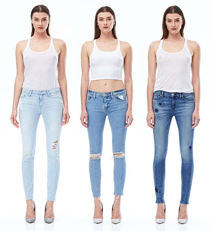 The Many Faces of the Hudson Nico Midrise Skinny Jean - Jeans 2