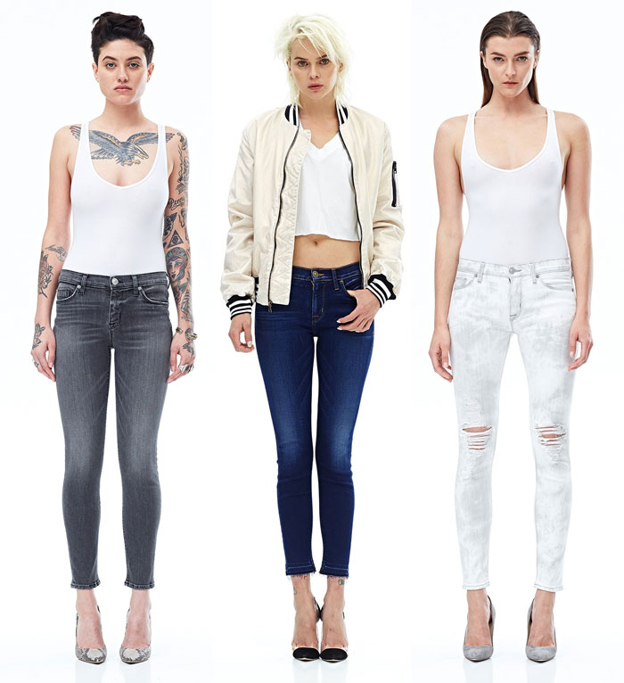 The Many Faces of the Hudson Nico Midrise Skinny Jean - Jeans 3