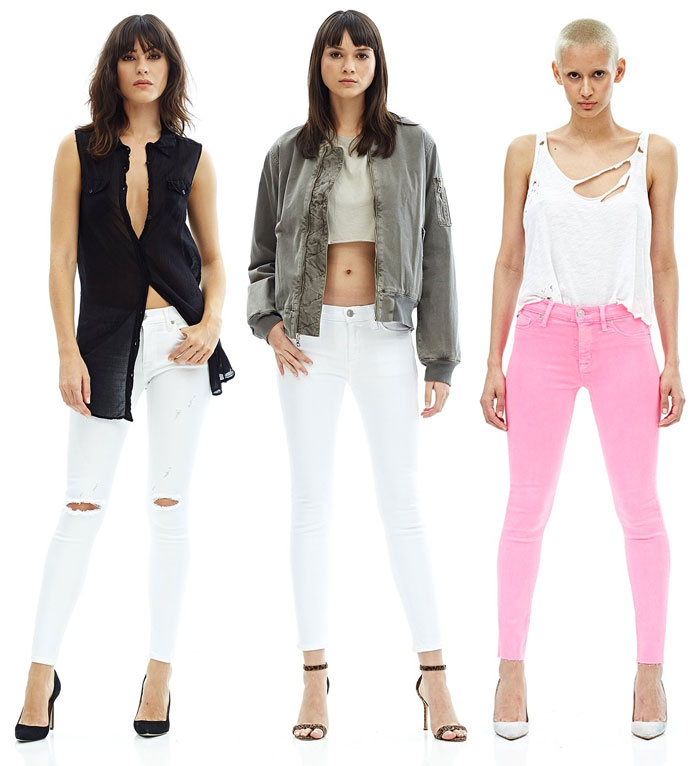 The Many Faces of the Hudson Nico Midrise Skinny Jean - Jeans 4