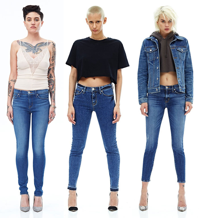 The Many Faces of the Hudson Nico Midrise Skinny Jean - Jeans 5