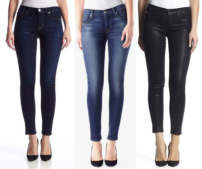 The Many Faces of the Hudson Nico Midrise Skinny Jean - Jeans 6