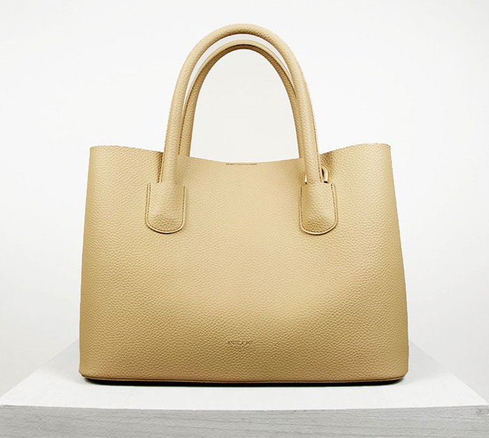 New Luxury Vegan Handbags by Angela Roi - Cher Tote