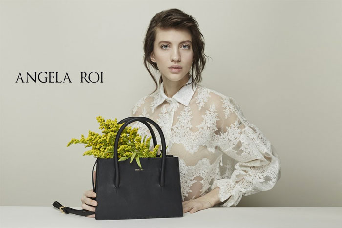 New Luxury Vegan Handbags by Angela Roi