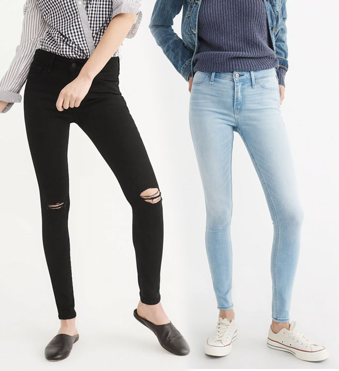 Abercrombie & Fitch Revamps their Denim Collection - Jeans 5