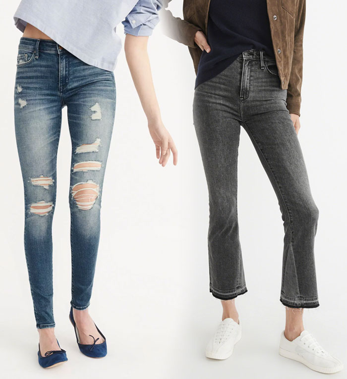 Abercrombie & Fitch Revamps their Denim Collection - Jeans 6