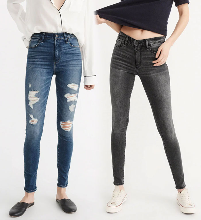 Abercrombie & Fitch Revamps their Denim Collection - Jeans 8