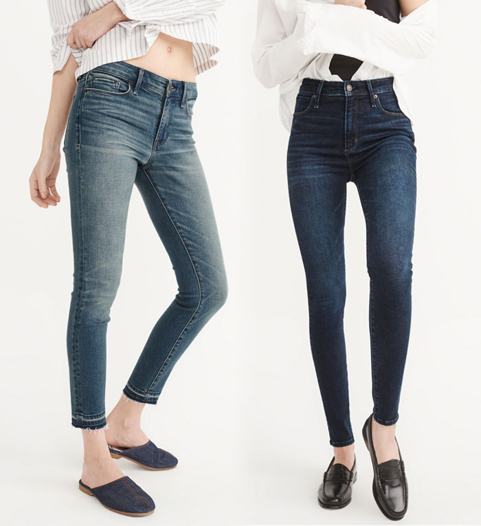 Abercrombie & Fitch Revamps their Denim Collection - Jeans 9