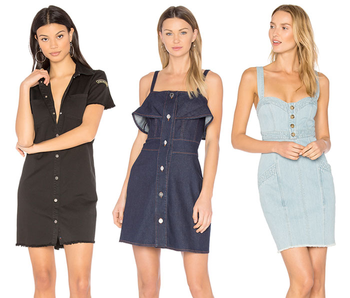 18 Summer Dresses to Keep Your Denim Cool In - Revolve