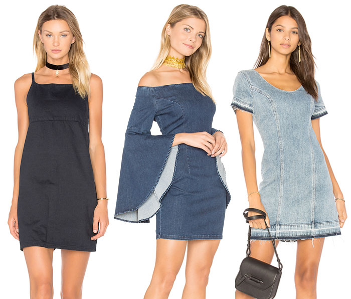 18 Summer Dresses to Keep Your Denim Cool In - Revolve 3