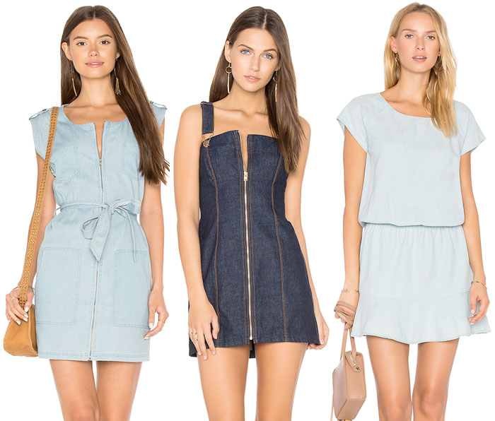 18 Summer Dresses to Keep Your Denim Cool In - Revolve 4