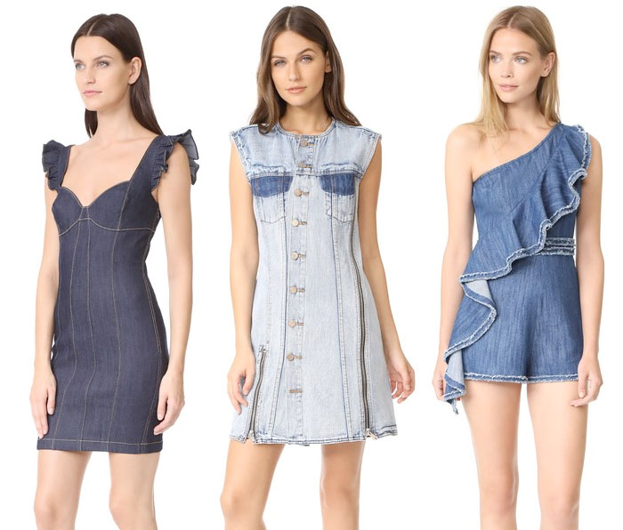 18 Summer Dresses to Keep Your Denim Cool In - Shopbop 5