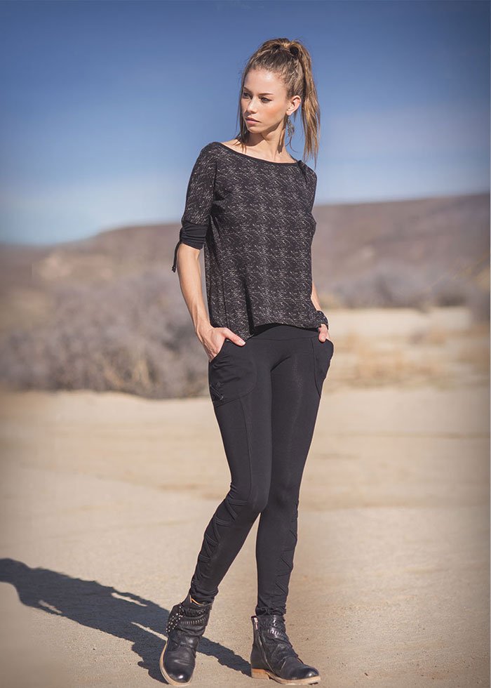 The Fall/Winter 2017 Collection from Nomads Hemp Wear - Sofia and Bellatrix