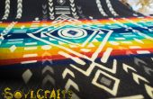 Native Print Blankets for a Cause by SoulCrafts