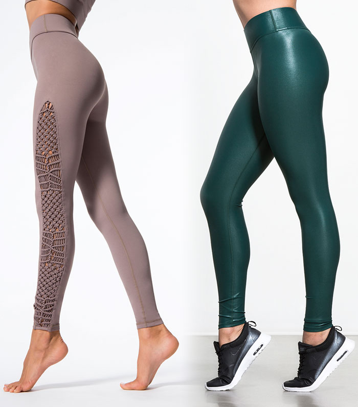 Elevate Your Style with New Activewear from Carbon38 - Leggings