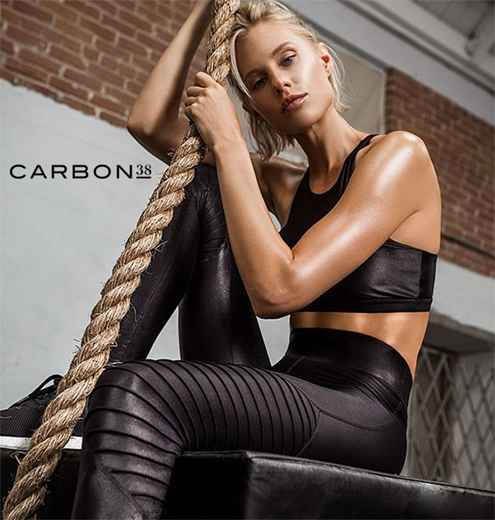 Elevate Your Style with New Activewear from Carbon38