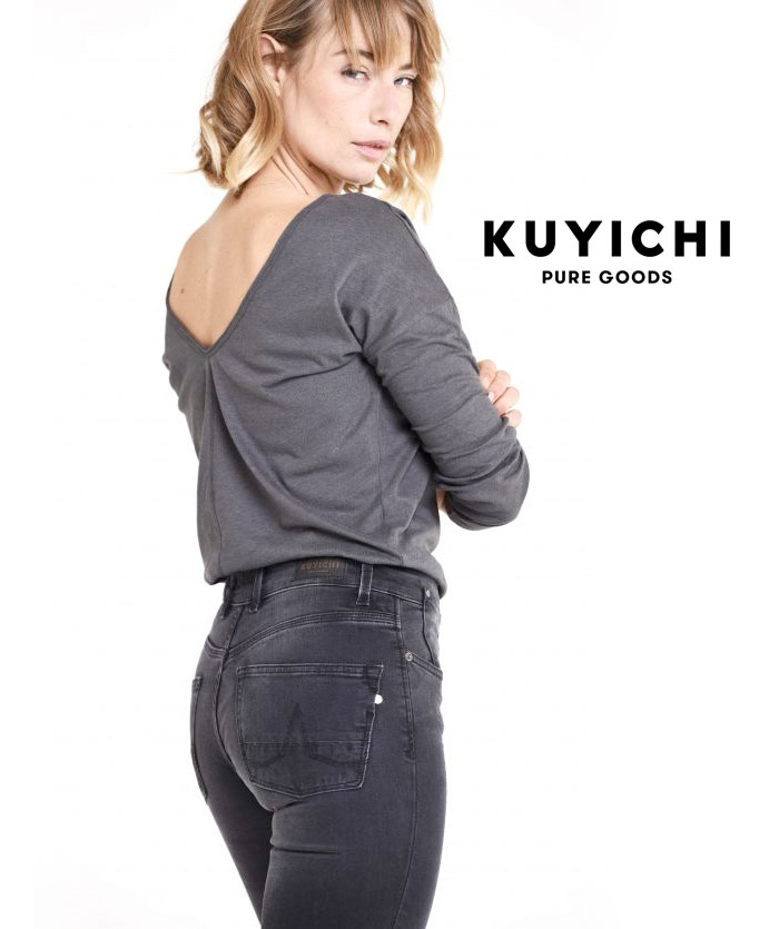 Sustainable and Organic Denim and Apparel by Kuyichi