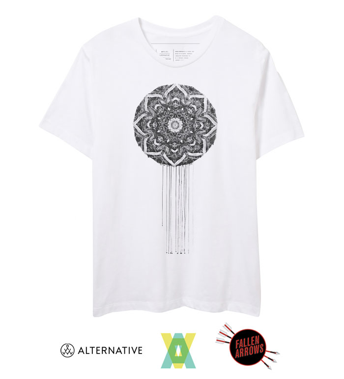 Limited Edition Artist Tees by Alternative and Atlanta Artists - Tee