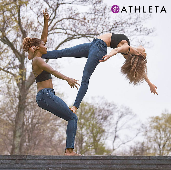 The New Sculptex Skinny Jean for Active Comfort from Athleta