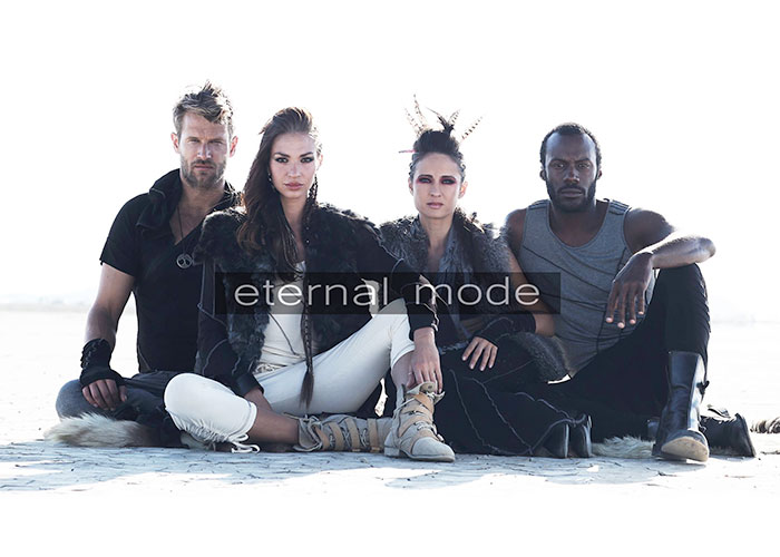 Cutting Edge Unisex Festival Apparel by Eternal Mode - Lifestyle