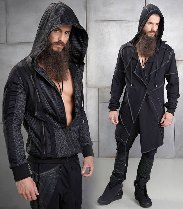Cutting Edge Unisex Festival Apparel by Eternal Mode - Mens