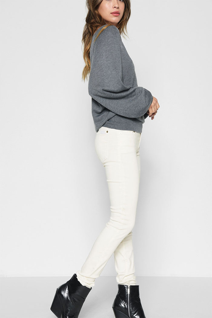 New Bold Styles of B(air) Denim by 7 For All Mankind - Color - Pearl
